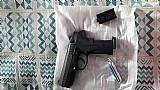 Pistola beretta co2 chumbinho